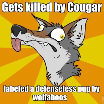 Derpy Wolf 4 - The revenge....of logic by tarbano