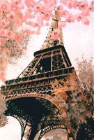 Eiffel Tower by lindsaymillett