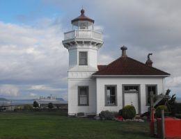 Mukilteo Lighthouse VIII by Photos-By-Michelle