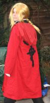 Edward Elric Cosplay 2 by Sheiabah-Stock