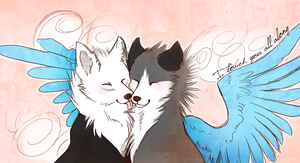 I loved you all along by Kittlums