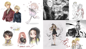 .Sketch dump by cHlanG2x
