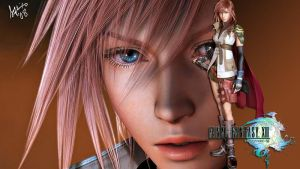 "FFXIII: ""Lightning"" by Sqenixs"