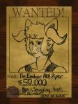 Piper-Wanted Meme by YuukoMitsuo