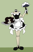Let's Make a Head Maid Pun by quart-of-meat