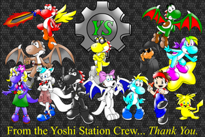 Yoshi Station Tribute by TekStation