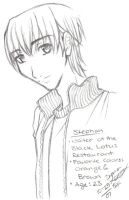 TBL - Stephan Profile by chiyokins