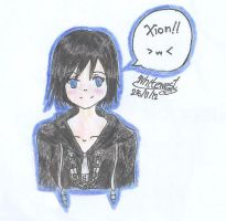 Number XIV Xion by Whitewest