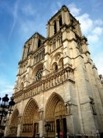 Notre Dame Paris by Elias-Chatzoudis