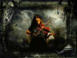 Symphony For All Seasons by JenaDellaGrottaglia