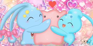 We Love Ditto by jirachicute28