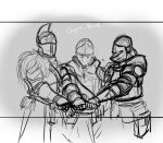 WIP - Souls' Knights by RyCAS