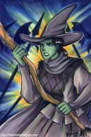 Elphaba by HanieMohd