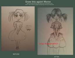 Another Before and After Meme by IamDying