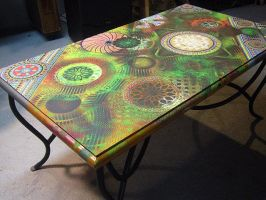 Furniture - Coffee Table by emilyhoglund