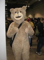 Ted comes to CCEE by NearRyuzaki90