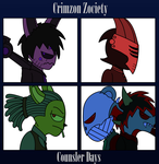 Crimzon Zcoiety by TheSpiderManager