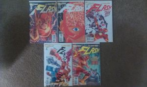 Comic Collection: DC - The Flash by super-gamer