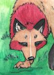 ACEO Card _ Anethra by Cristaleyes