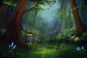 Another Forest by Aniplay