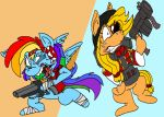 A Dashscout and a Demojack by Jane64