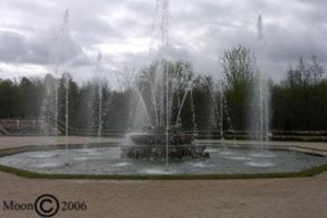 Fountain of Versailles by Leena-A