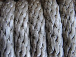 Nylon Rope Texture by FantasyStock