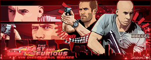 Fast5Furious - AKYANYME by soccerGFX-it