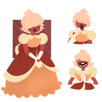 Padparadscha by CandieMlp