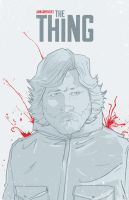 The Thing by AdamLimbert