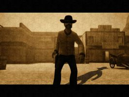 Wild West Duel 1 by Madilloman