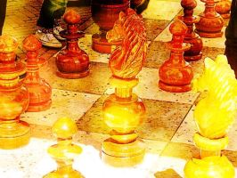 let's play chess by Rini-Dragoone