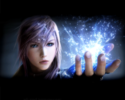 Lightning Wallpaper by Nami-Lee