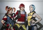 Of Sirens and Mechromancer [Borderlands 2] by Melonl0rd