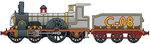 Bennet Bell the Out of Place Victorian Engine by Plokman626