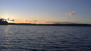 picture: on lake by foxpower93