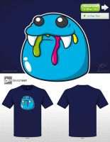 Cute Monster 4 (Score on DeviantWEAR) by maiconmcn