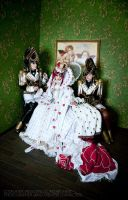 TrinityBlood: Secrets.. by Astarohime