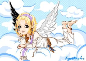 Angel Trip by hankichi