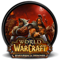 World of WarCraft: Warlords of Draenor - Icon by Blagoicons