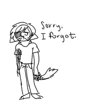 forgive and forget by kittenslobber