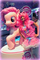 Pinkie Pie Cosplay by Dragon620026