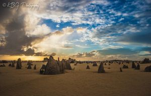Cervantes Pinnacles by KBGphotography