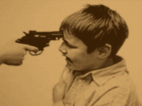 Kids with Guns no.2 by postmodern833