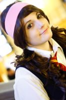 Lavender Brown by TemaTime