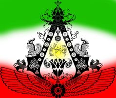 Persian Assassin Symbol by MehranPersia