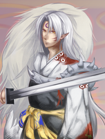 Sesshomaru-sama by XeroBJD