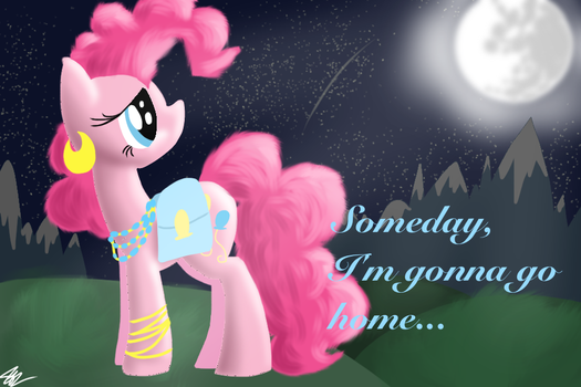 Someday, I'm Gonna Go Home by mylittletabbycat
