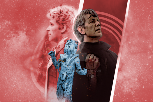 Attack Of The Cybermen - Alternate Artwork by CynicalWho