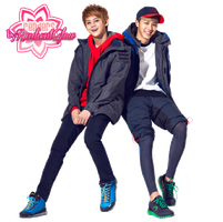 Gikwang and Yoseob Render by RadientGlow